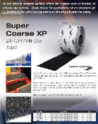 COARSE & Super Coarse Non Skid Tape - BLACK (CASES)