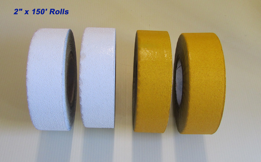 court floor pavement tape yellow white